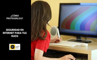 Cómo proteger en internet a tus hijos